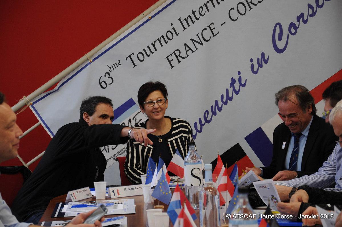 rencontres internationales haute corse
